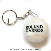 フレンチオープンテニス ローランギャロス ミニボールキーホルダー オフィシャル商品全仏オープン