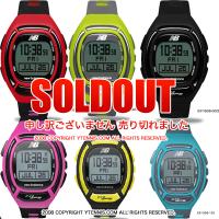 【国内正規品】906GPS new balance (ニューバランス) 時計 GPS機能付腕時計 ランニングウォッチ EX2-906-001・002・003・101・102・103