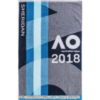 全豪オープンテニス 2018 オフィシャル ジムタオルメンズ オーストラリアンオープン