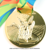 【錦織圭も銅メダル獲得した記念すべきオリンピック】2016年 リオオリンピック金メダル レプリカ