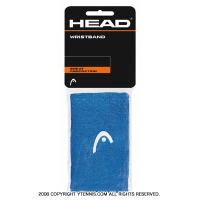 ヘッド(Head) 5インチ リストバンド ブルー/ホワイト