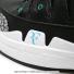 ナイキ(Nike) ロジャー・フェデラー×エアジョーダン 限定モデル ズームヴェイパー RF X AJ3 ブラック/クリアジェイド/ホワイト テニスシューズの画像5