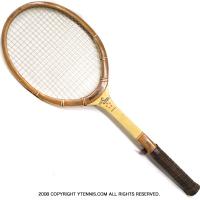 ヴィンテージラケット ペンシルバニア ファイブスター テニスラケット 木製 ウッドラケット