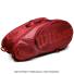 ウイルソン(Wilson) ツアー エクスクルーシブ テニスバッグ 15本用  レッドの画像1
