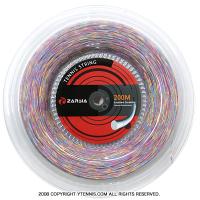 ザルシア(ZARSIA) Rリパルシブパワー(Rrepulsive power) マルチカラー 1.35mm 200mロール マルチフィラメント ナイロンストリングス