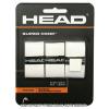 ヘッド(HEAD) スーパーコンプ オーバーグリップ 3パック ホワイト