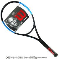 ウイルソン(Wilson) 2018年モデル ウルトラ105S CVカウンターヴェイル 16x15 (ULTRA 105S CV) WRT73761 (285g) テニスラケット