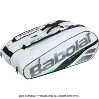 バボラ(BabolaT) 2018年ウィンブルドン限定モデル ピュアウィンブルドン テニスバッグ 12本用 PURE WINBLEDON バックパック機能あり 全英オープン ラケットバッグ