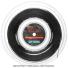 ヨネックス(YONEX) ポリツアータフ(Poly Tour TOUGH) ブラック 1.25mm 200mロール ポリエステルストリングスの画像1