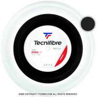 【新パッケージ】テクニファイバー(Tecnifiber) デュラミックス(DURAMIX) ブラック 1.30mm/1.25mm 200mロール ナイロンストリングス ※デュラミックスHDから名称変更