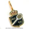 ROLEX MASTERS モンテカルロ ロレックスマスターズ開催地MCCCオフィシャル テニスボールジッパープル 国内未発売