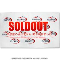 USオープンテニス オフィシャル記念グッズ ロゴタオル 国内未発売