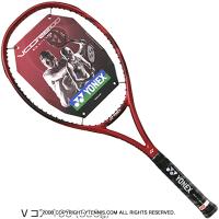 ヨネックス(Yonex) 2018年モデル Vコア 100 フレイムレッド 16x19 (300g) VC100RG300 (VCORE 100 FLAME) テニスラケット