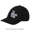 タイブレークテニス(TIE BREAK TENS) 刺繍ロゴ入り キャップ ブラック
