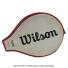 ヴィンテージラケット ウイルソン(WILSON) T-3000 テニスラケットG-5(※ラケットカバーはT2000)の画像5