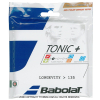 Babolat(バボラ)Tonic+ ロンジビティ(1.35mmより太い) BT7 ナチュラル ストリングス トニックプラス ロンジビティ テニス用品 パッケージ品