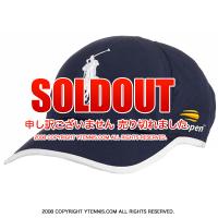 USオープン×ポロラルフローレン 全米オープン テニス オフィシャルキャップ フレンチネイビー
