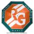 フレンチオープンテニス ローランギャロス ロゴデザインパラソル(大) 傘 全仏オープンの画像2