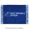 セール品 BNP パリバオープン オフィシャルプレイヤーズタオル ロイヤル/ブルー 国内未発売