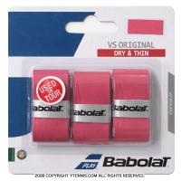 バボラ(BabolaT) VS オーバーグリップ ピンク 3個入り