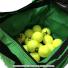 ウイルソン(Wilson) テニスボール 収納バッグ 150球収納可能 グリーンの画像2
