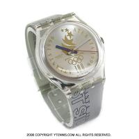 スウォッチ腕時計1996年アトランタ・オリンピック・テニス(男子シングルス) 銀メダリスト セルジ・ブルゲラ モデル