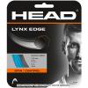 【在庫処分特価】ヘッド(HEAD) リンクス エッジ(LYNX EDGE) ブルー 1.25mm ポリエステルストリングス テニス ガット パッケージ品
