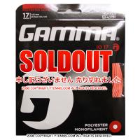 セール品 GAMMA ガンマ iO プロフェッショナル 17G ストリングス ガット オレンジ パッケージ品