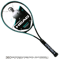 ヘッド(Head) 2019年モデル グラフィン360+ グラビティMPライト 16x20 (280g) 234239 (Graphene 360+ Gravity MP Lite) テニスラケット
