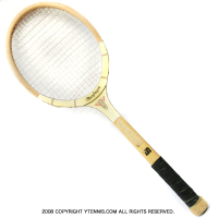 ヴィンテージラケット マグレガー(MacGregor)ウッドテニスラケット
