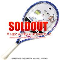 ヘッド(Head) インスティンクトジュニア23 INSTINCT JR 23 ジュニアテニスラケット(張上済) 233618