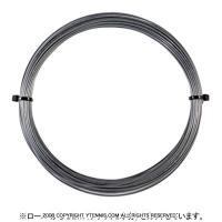 【12mカット品】ポリファイバー(Polyfibre) ヴァイパー(Viper) グレー 1.15mm/1.20mm/1.25mm/1.30mm ポリエステルストリングス テニス ガット ノンパッケージ