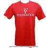 ロジャー・フェデラーファウンデーション基金 ナイキ(NIKE) Tシャツ レッド