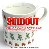 Wimbledon(ウィンブルドン) オフィシャル商品 パーフェクトマッチ マグカップ 全英オープンテニス