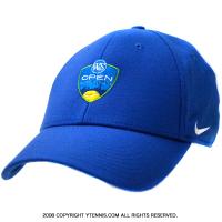 ナイキ(NIKE) ATPツアー ウェスタンアンドサザンオープン シンシナティ・マスターズ(Cincinnati Masters) オフィシャルキャップ ロイヤルブルー