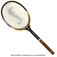 ヴィンテージラケット スポルディング(SPALDING) ダブル ウェルデッド ファイバー DOUBLE WELDED FIBER 木製 テニスラケット