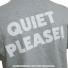 ATPツアー ウェスタンアンドサザンオープン シンシナティ・マスターズ(Cincinnati Masters) クワイエットプリーズTシャツ ヘザーグレーの画像3