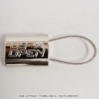 USオープンテニス オフィシャル商品 ケーブルキーリング キーホルダー
