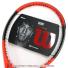 【錦織圭愛用シリーズ】ウイルソン(Wilson) 2017年 バーン100 CV リバース カウンターヴェイル 16x19 (Burn 100 COUNTERVAIL REVERSE) WRT73841 (300g) エリナ・スビトリーナ使用モデル テニスラケットの画像4