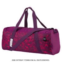 プーマ(PUMA) ボストンバッグ ダッフルバッグ コア アクティブ スポーツバッグ L ブラック/ピンク