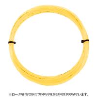【12mカット品】テクニファイバー(Tecnifiber) シンセティックガット (Synthetic Gut) イエロー 1.30mm/1.25mm テニス ガット ノンパッケージ