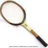 スポルディング(SPALDING) ヴィンテージラケット パンチョ・ゴンザレス テニスラケット 木製 ウッドラケット