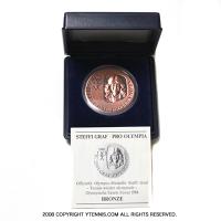 ソウルオリンピック1988ドイツ代表 シュテフィ・グラフ(Steffi Graf) 銅メダル獲得記念限定モデル ミニメダル