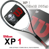 ウイルソン(Wilson) 2018年モデル XP1ウイルソン(Wilson) 2018年モデル XP1 16x18 (XP1) WRT73821 (265g) テニスラケット