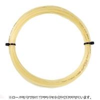 【12mカット品】ヨネックス(YONEX) エアロンスーパー 850 クロス(AERON SUPER 850 X) ナチュラルゴールド 1.30mm ナイロンストリングス テニス ガット ノンパッケージ