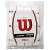 【人気No.1オーバーグリップ】ウイルソン(Wilson) プロオーバーグリップ(12本セット)フェデラー使用モデル テニス ウェットタイプ