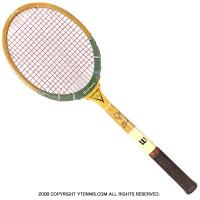 ヴィンテージラケット ウイルソン(WILSON) メアリー・ハードウィック ヴィクトリー Mary Hardwick VICTORY 木製 テニスラケット