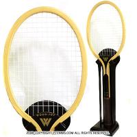 テニススクール・ショップに! 全長160cm 超巨大テニスラケット スタンド付きオブジェ 配送料金無料 組み立て不要【返品・交換不可】