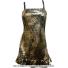 セール品 ロット(Lotto) アグニエシュカ・ラドワンスカ着用モデル ラックスウーマン テニスドレス ゴールドの画像1