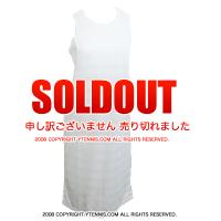 セール品 プーマ(Puma) レディース Burn Out tank ドレス ホワイト